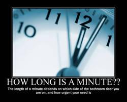 A minute by fredrickburn