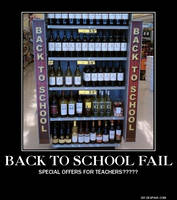 Back To School Fail by fredrickburn