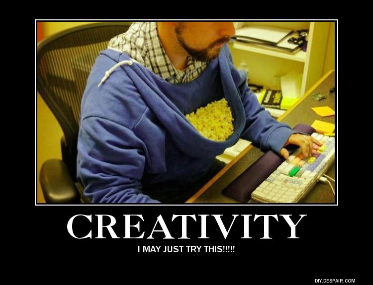 Creativity by fredrickburn