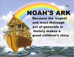 Noah's Ark by fredrickburn