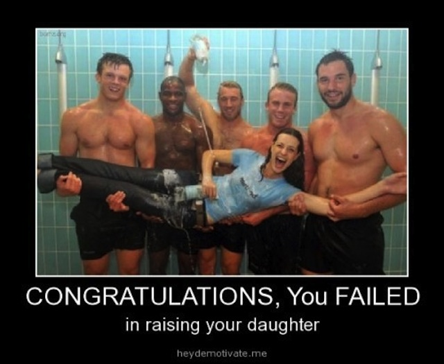 Congratulations You Failed As A Parent By Fredrickburn On
