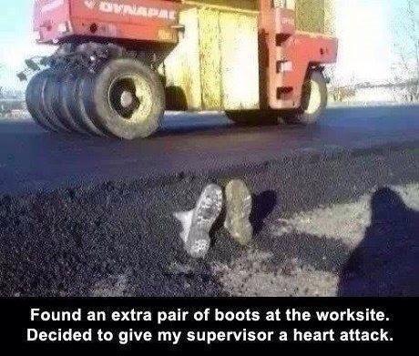 Workplace Accident by fredrickburn