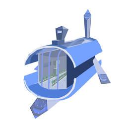 Vector Space Ship Concept