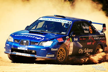 09 Forest Rally - IV by esemte
