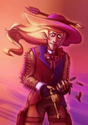 cowboy cupid by Aviul