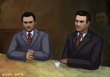 gangster buddies by Aviul