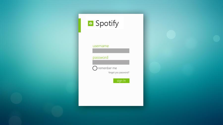 Spotify Metro Concept by LuunArt