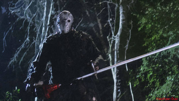 Friday the 13th: Jason Voorhees!