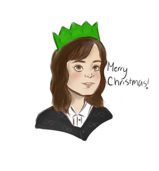 Merry Christmas! by LibrarianWho