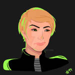 Cersei Lannister fanart 7 seson game of thrones