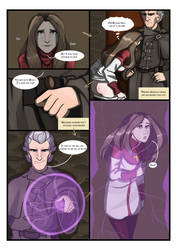 Break in page 17 by Darianblood