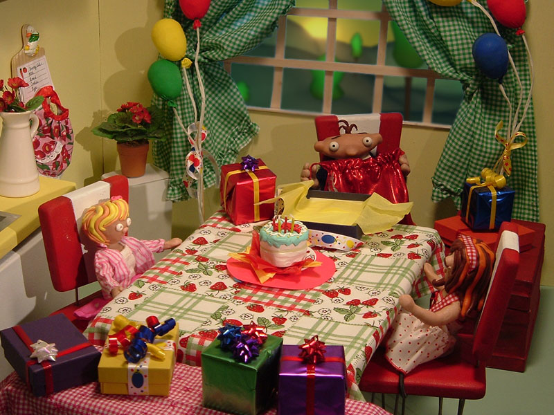 Kirby's Birthday by cre8anim8