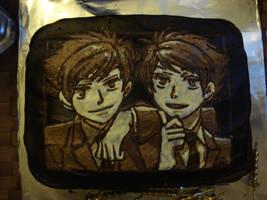 Cake - Hikaru + Kaoru