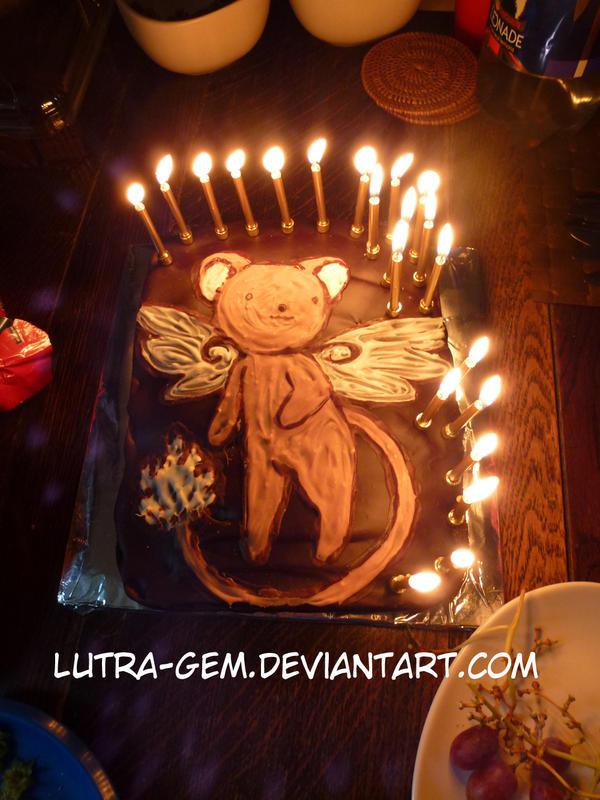 Cake - Kero by Lutra-Gem