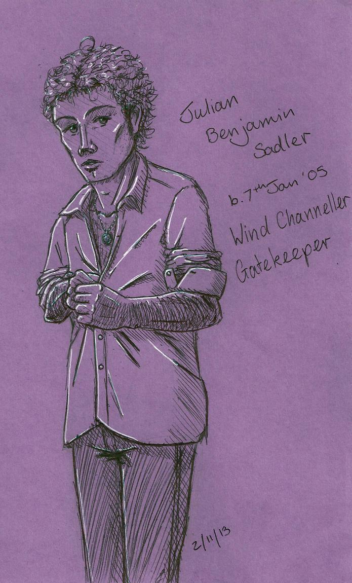 GW - Julian Sadler by Lutra-Gem