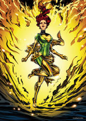 Phoenix Color Version