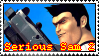 Serious Sam 2 Stamp by Kn0p3XX