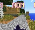 Minecraft Omnomnom x3 by Kn0p3XX