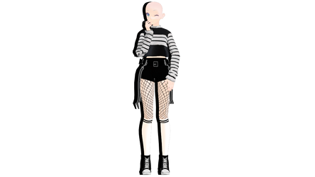 Outfit DL by OkaRutoMMD