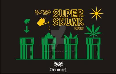 super skunk by gt53rg10