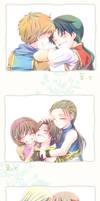 Please laugh_Genso Suikoden