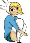 Adventure Time: Fionna
