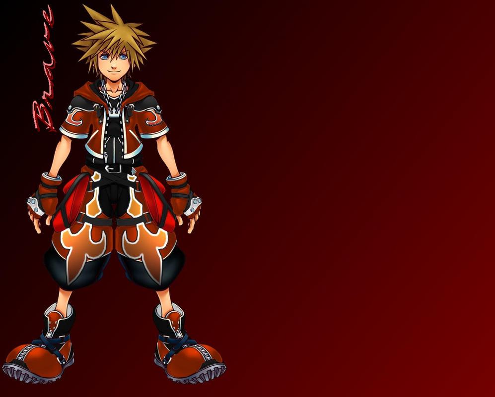 Sora Valor Form by Roxasfangirl012 on DeviantArt