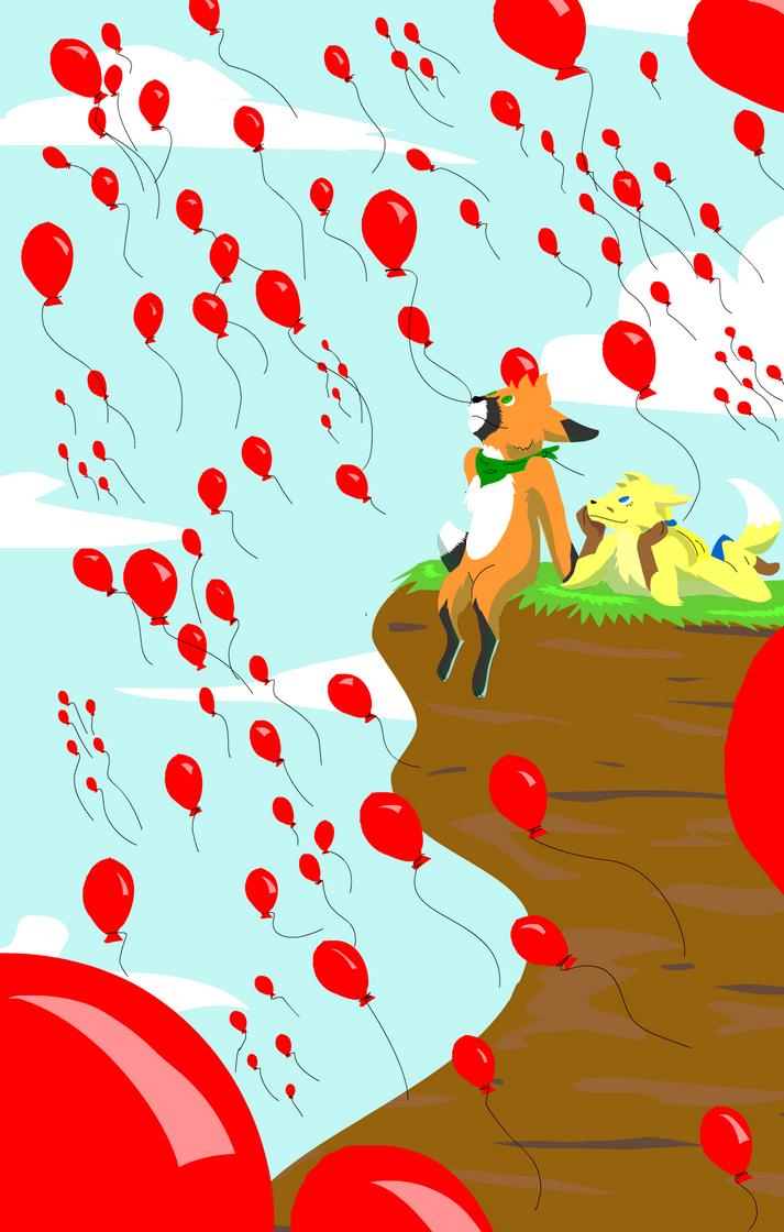 Luftballons by Koceta