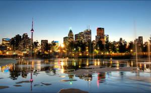 Toronto by Jack-Nobre
