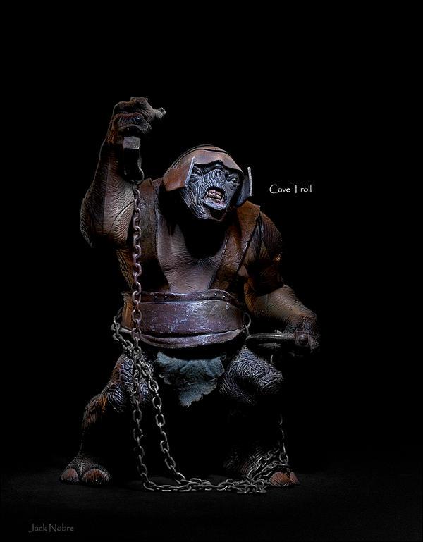 Cave Troll by Jack-Nobre