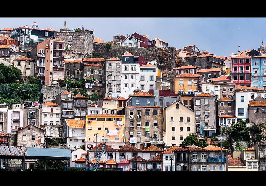 Tetris - Porto by Jack-Nobre