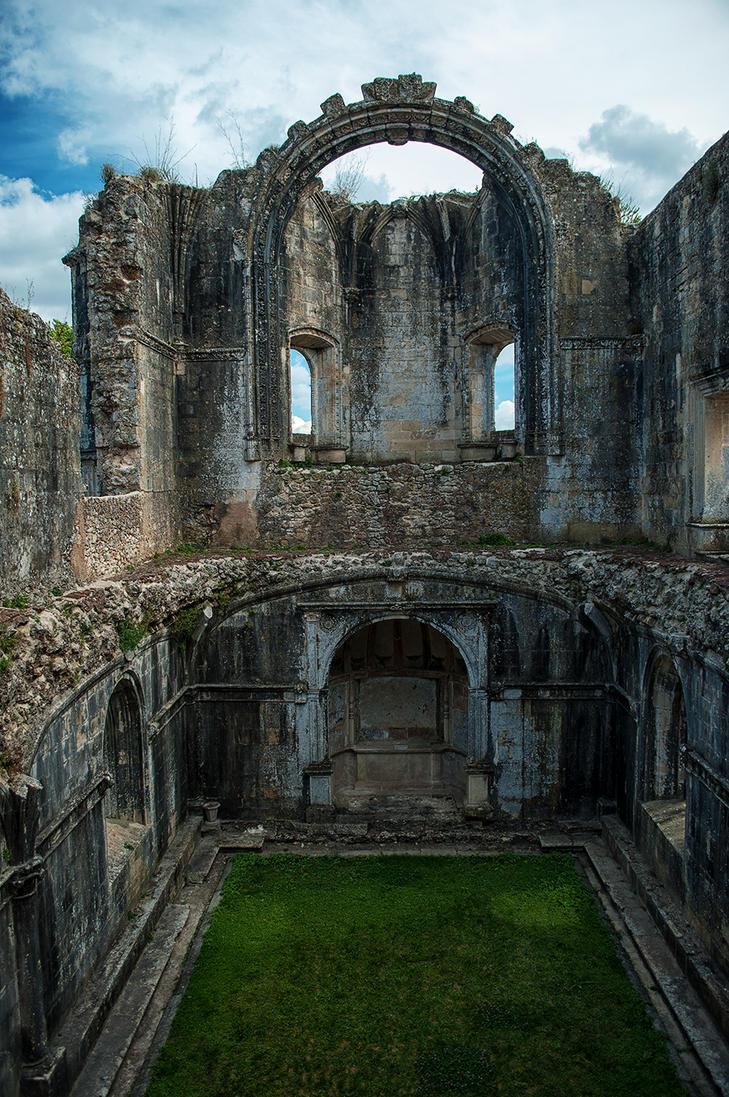 Templar Castle by Jack-Nobre