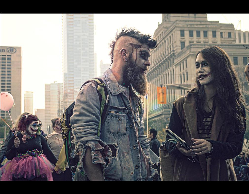 Social Zombies by Jack-Nobre