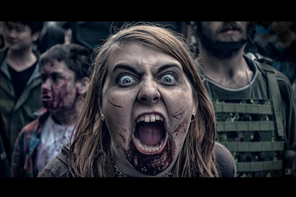 Loud Zombie by Jack-Nobre