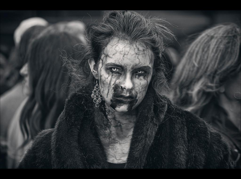 Zombie in Fur by Jack-Nobre