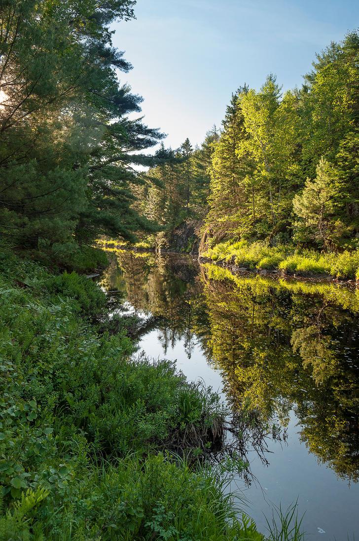 Slow River by Jack-Nobre