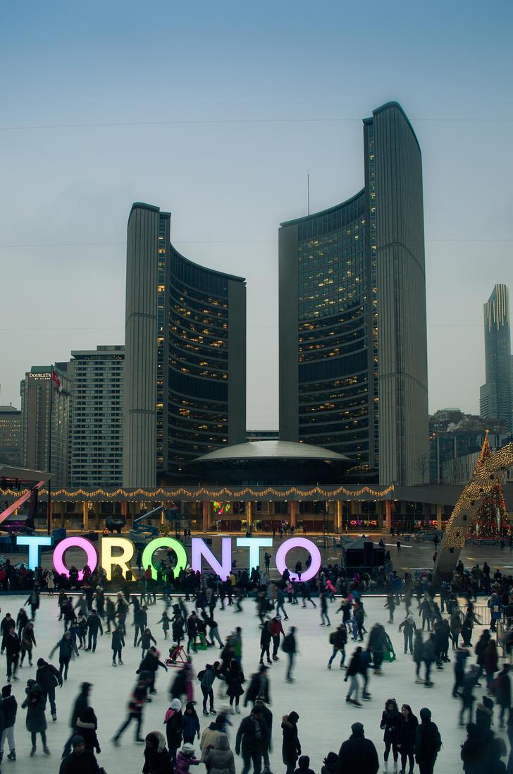 Toronto City Hall by Jack-Nobre
