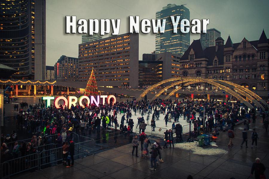 Happy New Year by Jack-Nobre