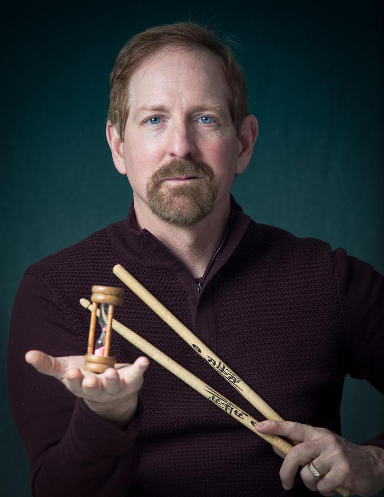 Steve  The Drummer by Jack-Nobre