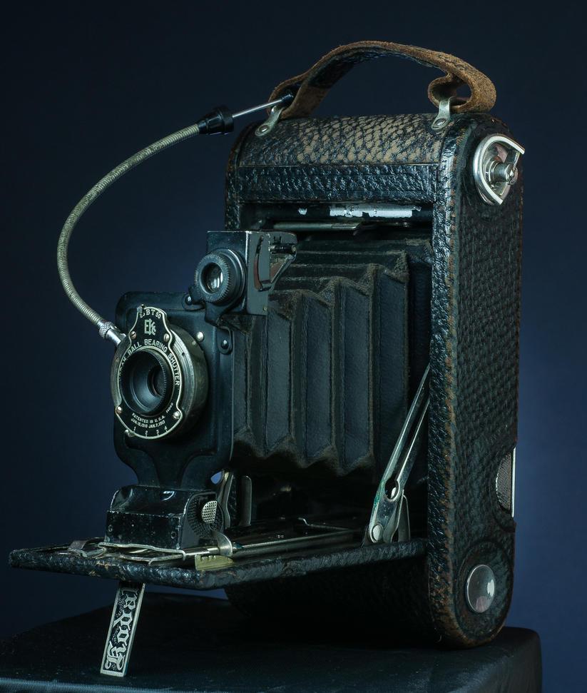 Autographic Kodak Junior 2 by Jack-Nobre