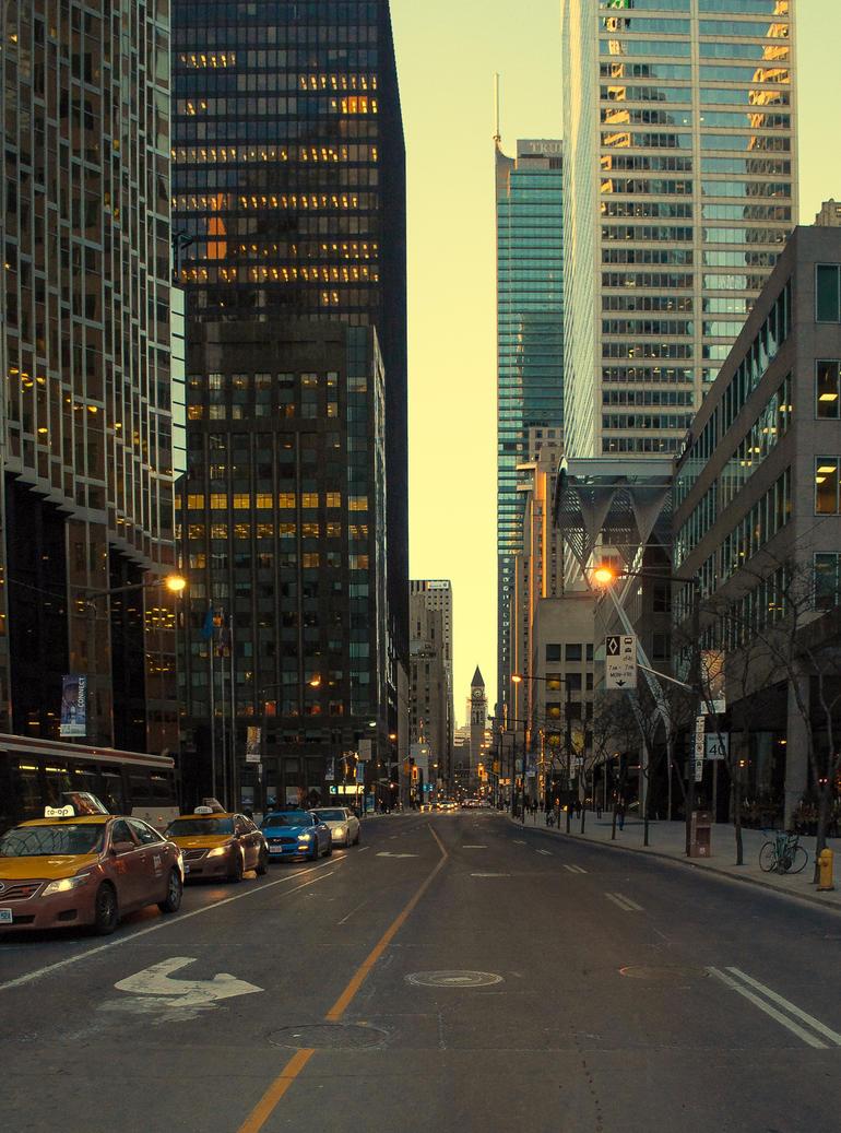 Toronto Streets by Jack-Nobre