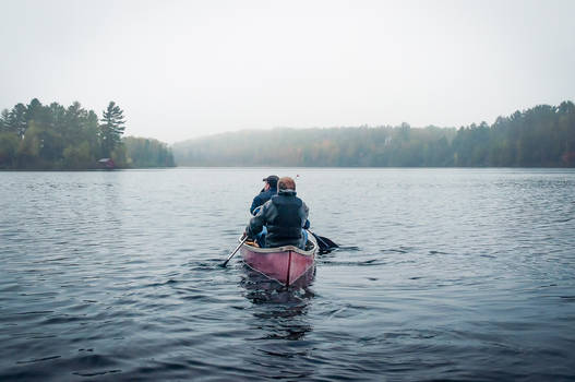 Autumn Paddle