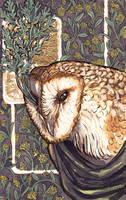 Flora and Fauna: Wormwood + Wisdom by mspencerdraws