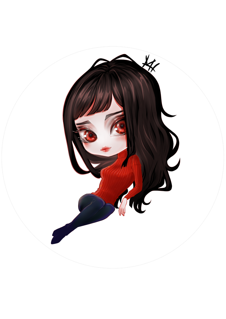 Commission: Atsuko by MiDiary