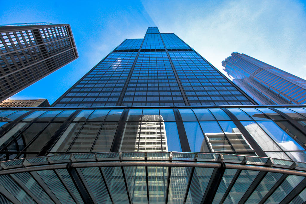 Willis Tower by kanokus