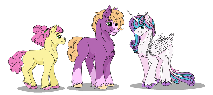 [MLP] Those Canon Next Gens