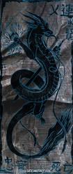 Ancestor Dragon by Tex777