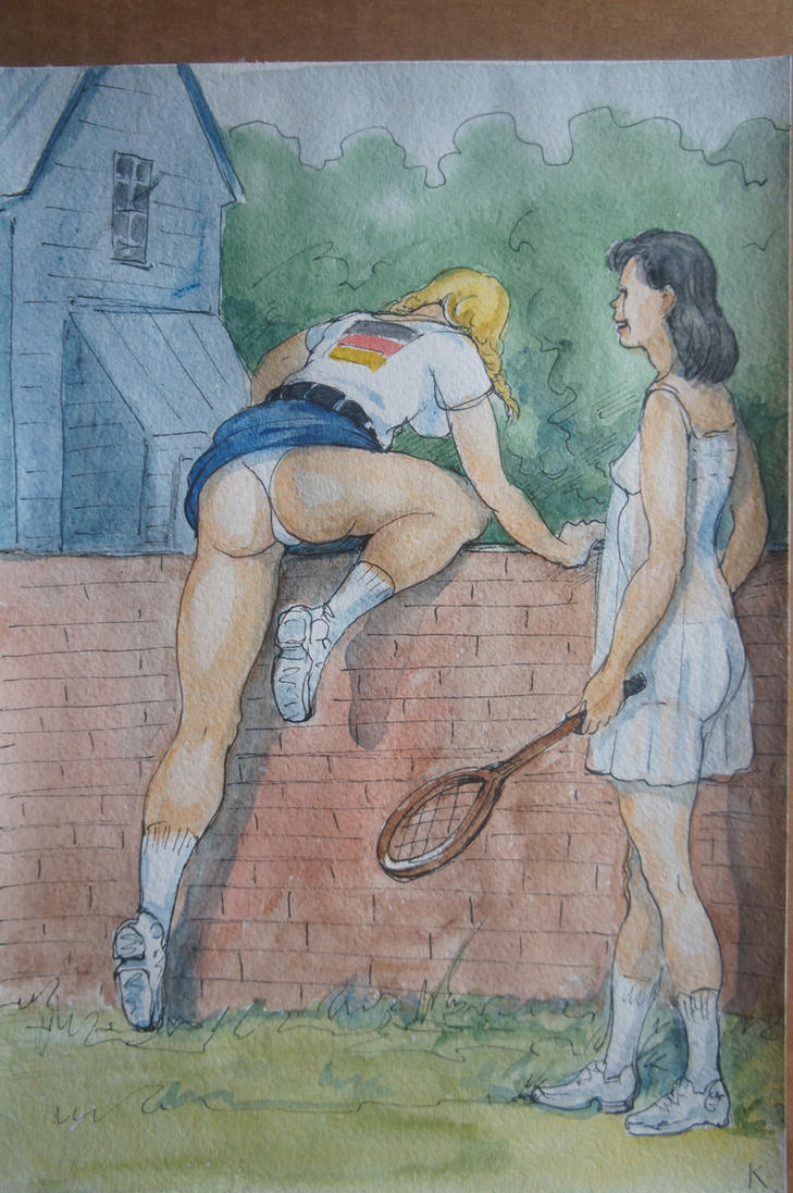 Babysitter's troubles 1 by Gesperax