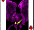 Queen of Hearts by berserktears