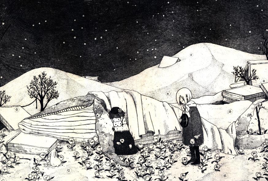 Memory of the wind by kuziranoko